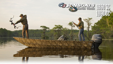 G3 Boats Gator Tough Jonboats 1860