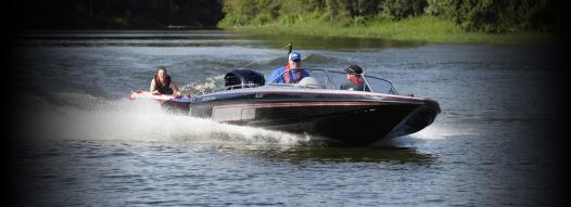 Skeeter Boats TZX