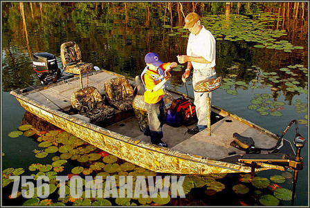 War Eagle Tomahawk 756