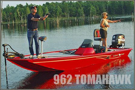 War Eagle Tomahawk 962