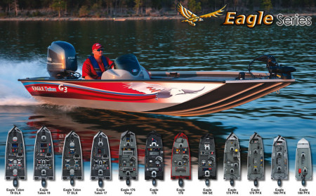G3 Boats Eagle Series