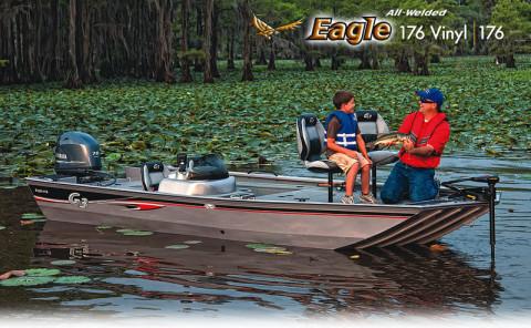G3 Boats Eagle 176 Vinyl