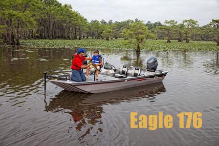 G3 Boats Eagle 176