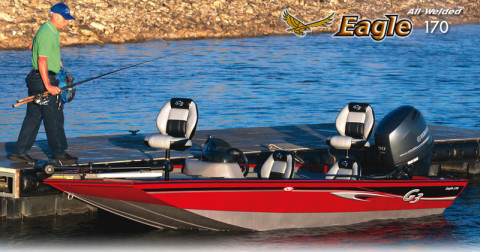 G3 Boats Eagle Series 170