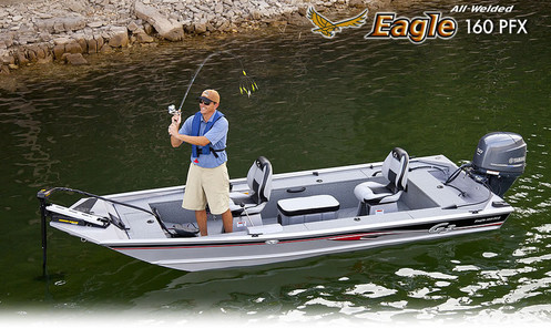 G3 Eagle series 160 PFX