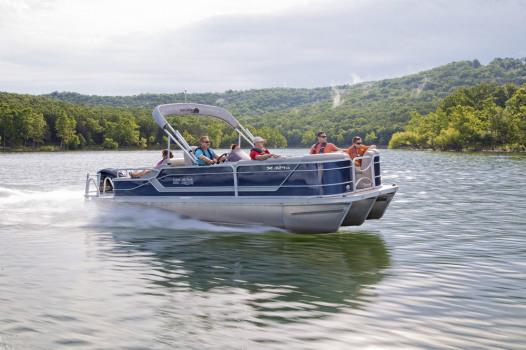 Suncatcher pontoon X 322