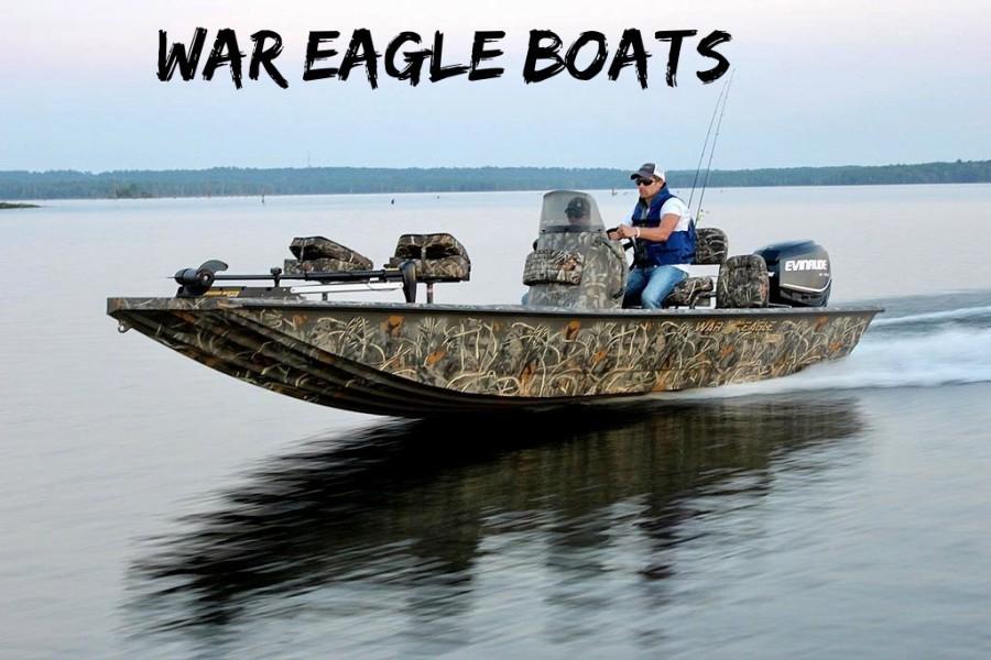 Worlds Largest War Eagle Dealer Union City Marine