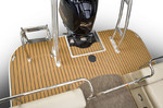 Sun Catcher Elite series rear deck