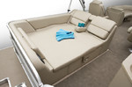 Sun Catcher X Series rear layout bed